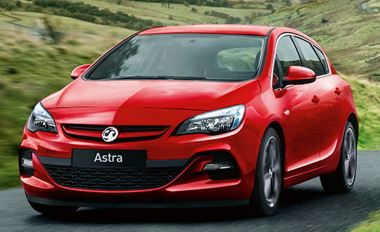 Vauxhall Astra Finance