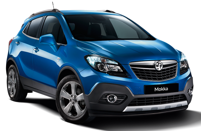 Vauxhall Mokka Finance