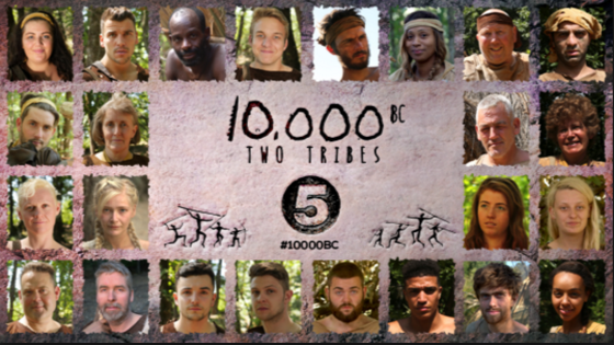 10,000 BC (Two Tribes)