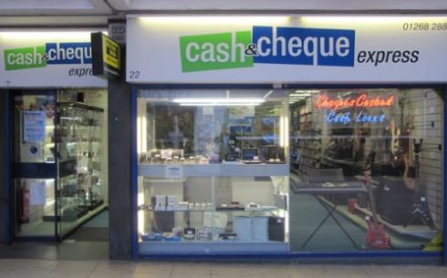Cash & Cheque Express Store Loans