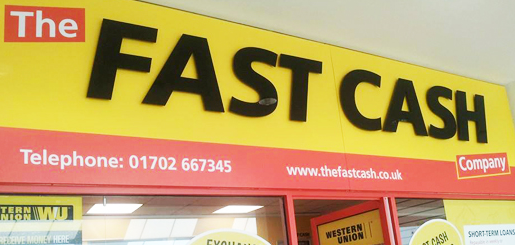 The Fast Cash Company Store Loans