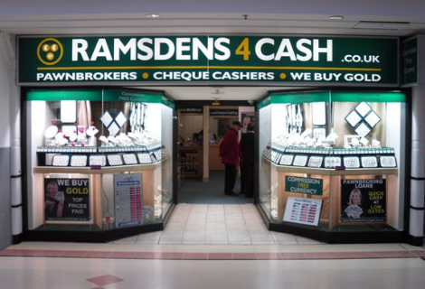 Ramsdens for Cash Store Loans