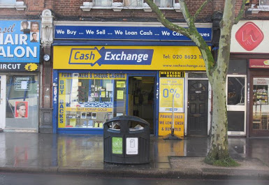 Cash Exchange Store Loans