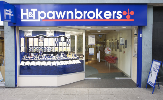 H&T Pawnbrokers Store Loans