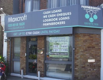 Maxcroft Store Loans